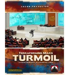 Terraforming Mars - Turmoil (English)