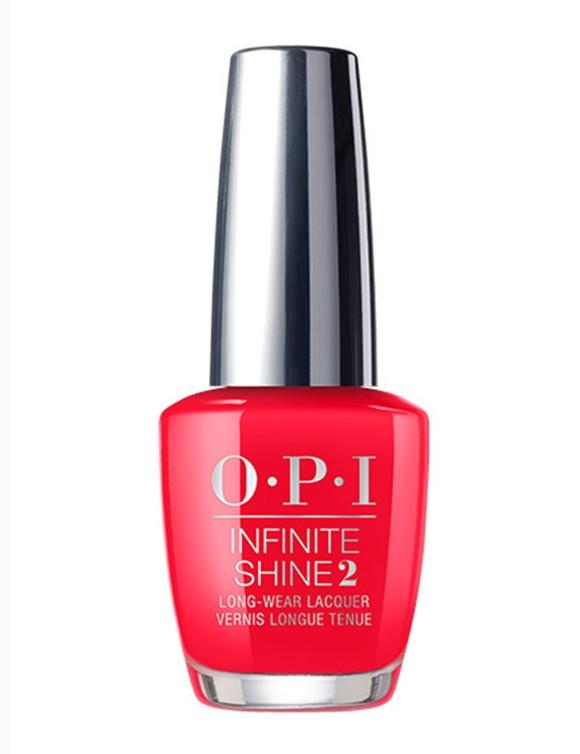 OPI - Infinite Shine Gel Neglelak - Coca Cola Red
