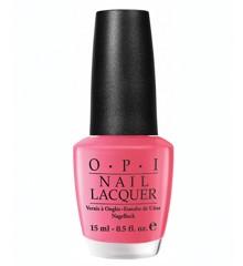 OPI - Neglelak 15 ml - Strawberry Margarita