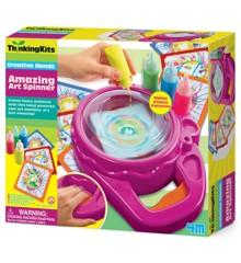 4M - Thinking Kits - Amazing Art Spinner