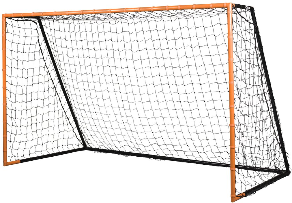 Stiga - Goal Scorer L - Black/Orange 300 x 183 cm (84-2636-13)