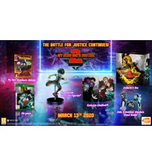 My Hero One's Justice 2 (Collector's Edition)