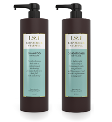 Lernberger Stafsing - Shampoo For Volume 1000 ml + Conditioner For Volume 1000 ml