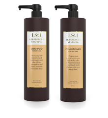 Lernberger Stafsing - Shampoo for Dry Hair 1000 ml + Conditioner for Dry Hair 1000 ml