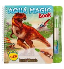 Dino World - Aqua Magic Book