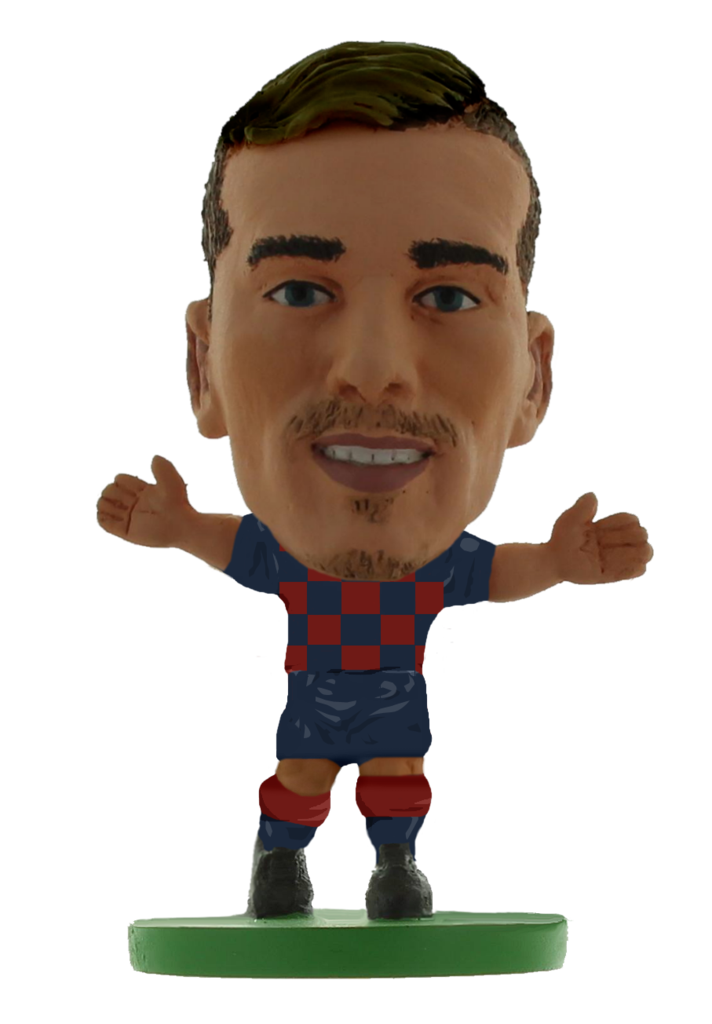 Soccerstarz - Barcelona Antoine Griezmann - Home Kit (2020 version)