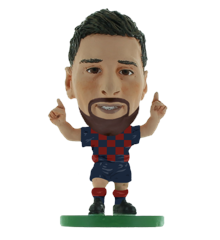 Soccerstarz - Barcelona Lionel Messi Home Kit (2020 version)