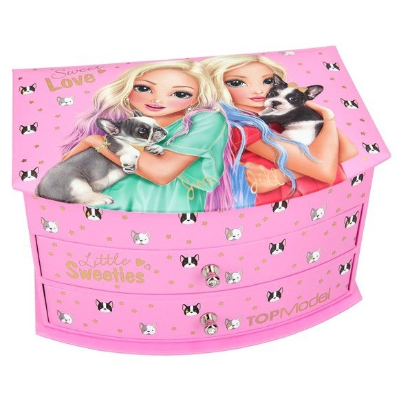Top Model - Jewellery Box - Sweeties (410581)
