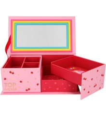 Top Model - Jewellery Box - Cherry Bomb (411121)
