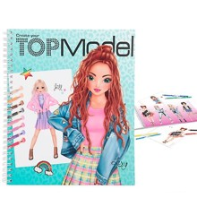 Top Model - Colouring Book (0411065)