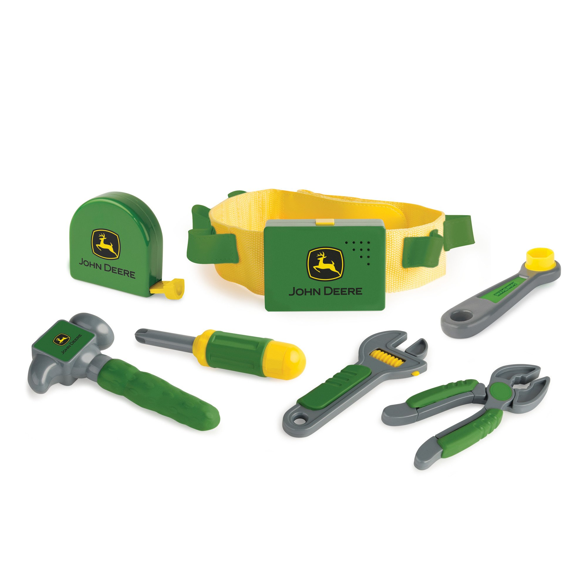 John Deere - Deluxe talking tool belt (35070)