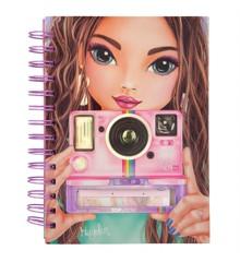 Top Model - Notesbog med Selfie Notes - Candy Cake