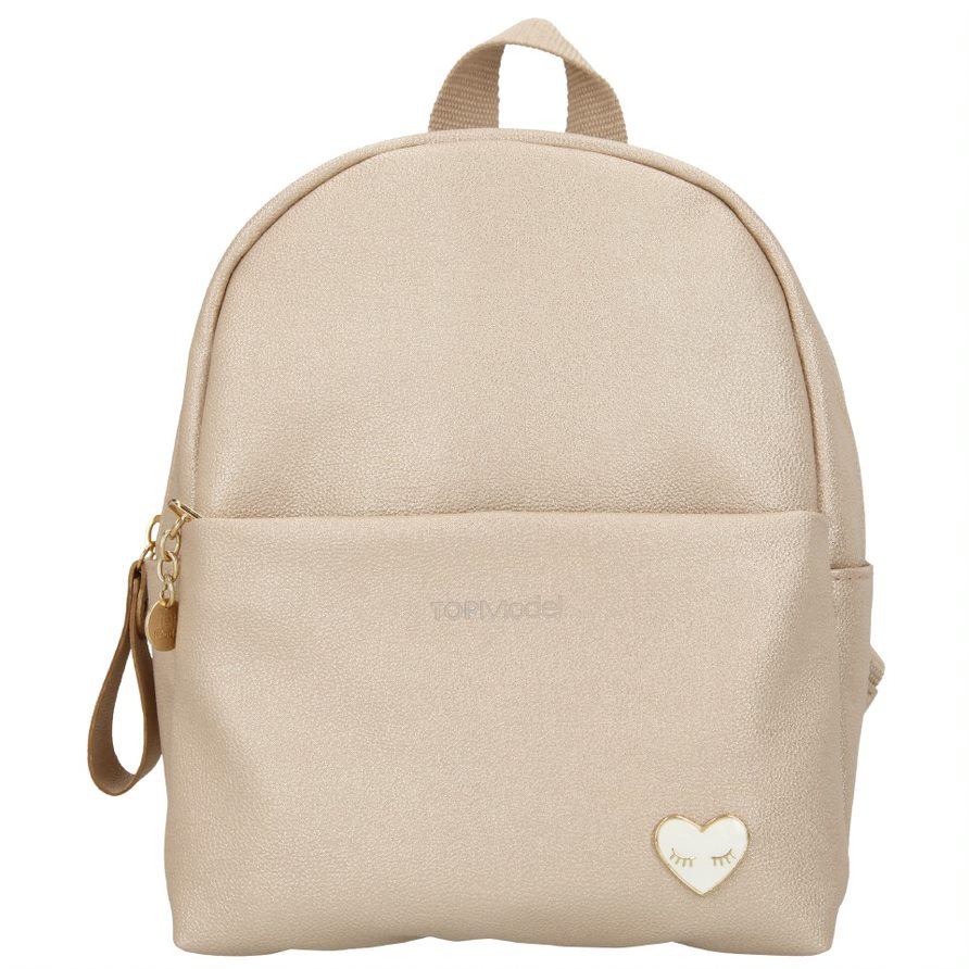 Top Model - Small Backpack - Glamshine Gold (410652)