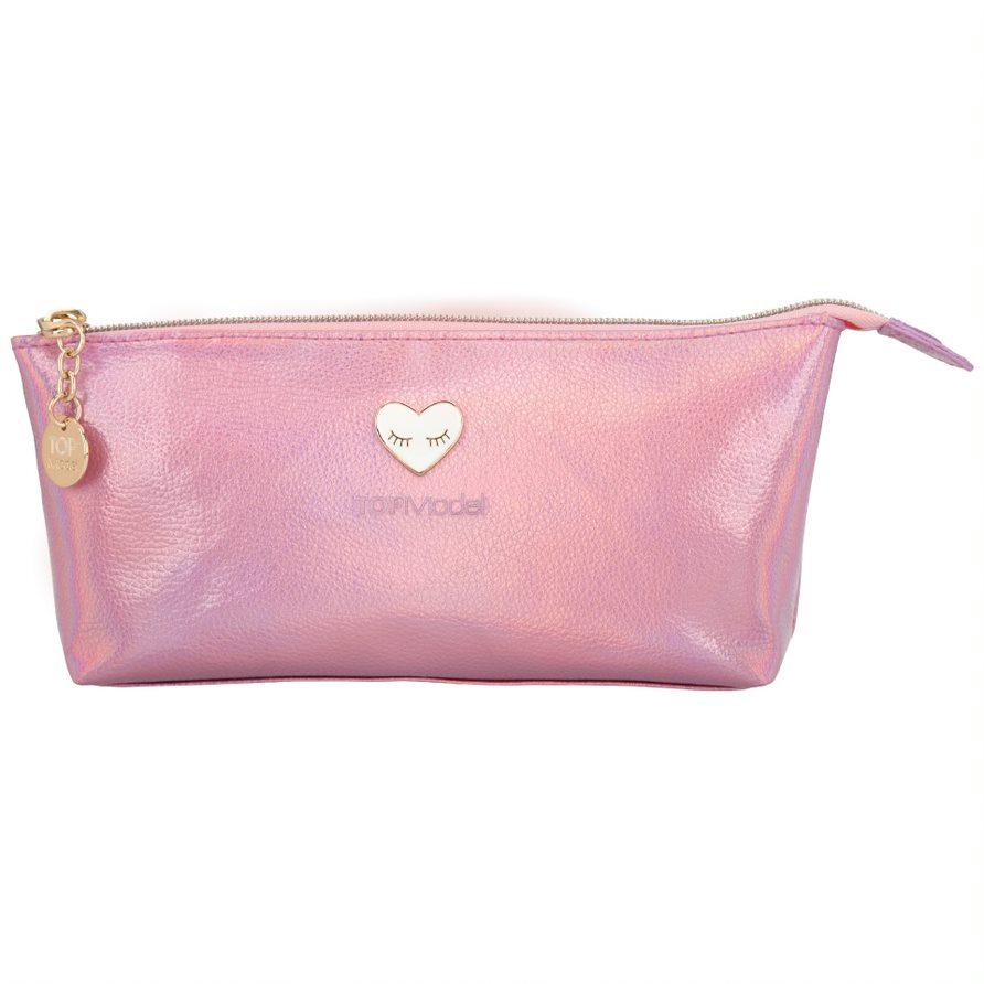 Top Model - Pencil Case - Glamshine Pink (410657)