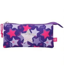 Top Model - Pencil Case Rev. Sequins - Star (410661)