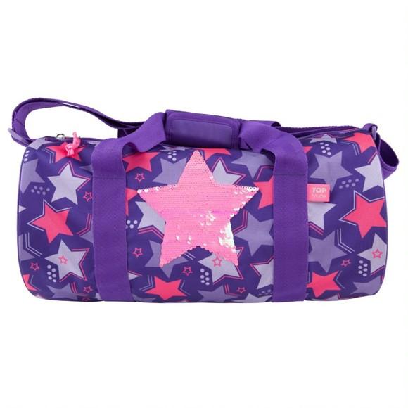 Top Model - Sportsbag Rev. Sequins - Star (410676)