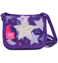Top Model - Neck Pouch Reversible Sequins - Star (410677)