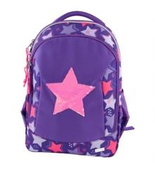 Top Model - School Backpack Rev. Sequins - Star (410678)