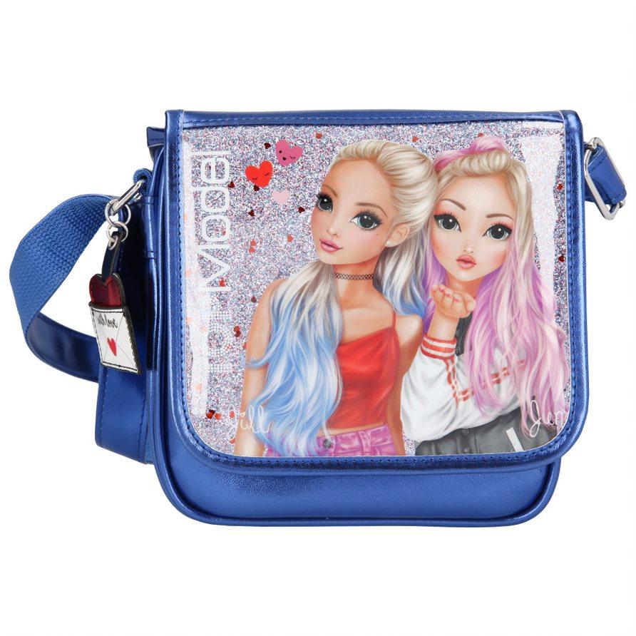 Top Model - Small Shoulder Bag - Love Letters (410934)