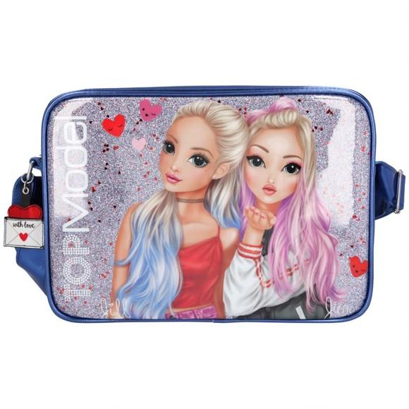 Top Model - Shoulder Bag - Love Letters (410935)