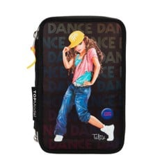 Top Model - Triple Pencil Case - LED Dance (410966)