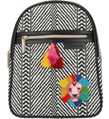 Top Model - Backpack - Black & White (410974)