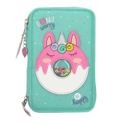Top Model - Triple Pencil Case - Candy Cake (411030)