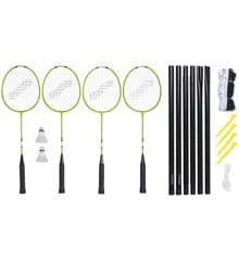 Stiga - Weekend WS Badminton set (78-1071-14)