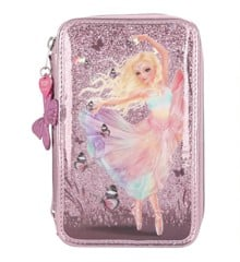 Top Model - Fantasy Model - Triple Pencil Case - Ballet (410907)