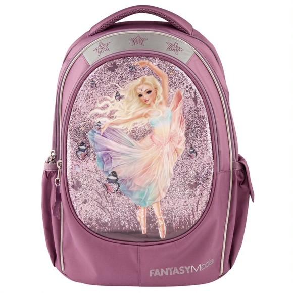 Top Model - Fantasy Model - Skoletaske - Ballet