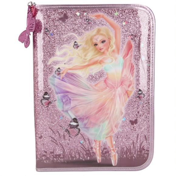 Top Model - Fantasy Model - Big Pencil Case - Ballet (410912)