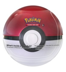 Pokemon - Tin PokeBall including 3 Booster Packs