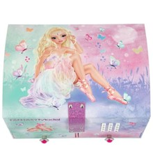 Fantasy Model Big Jewellery Box With Code And Sound BALLET (411053)