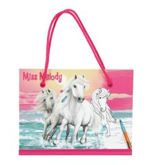 Miss Melody - Colouring Book With Crayon (411040)