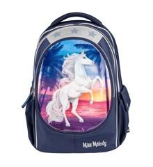 Miss Melody - School Backpack - Glitter Ocean (410990)