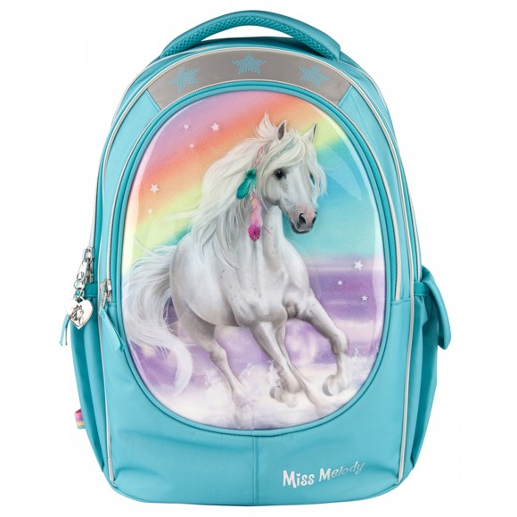 Miss Melody - School Backpack - Rainbow (411054)
