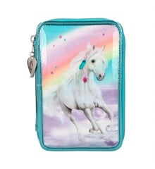 Miss Melody - Triple Pencil Case - Rainbow (0411055)
