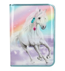 Miss Melody - XXL Pencil Case - Rainbow (411063)