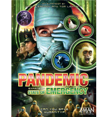 Pandemic: State Of Emergency (Engelsk)