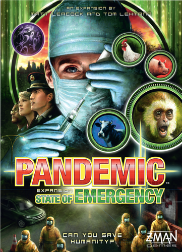 Pandemic: State Of Emergency (English) (ZMG71103)