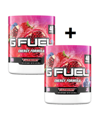 G Fuel - FaZeberry Tub 2 Pack - Bundle
