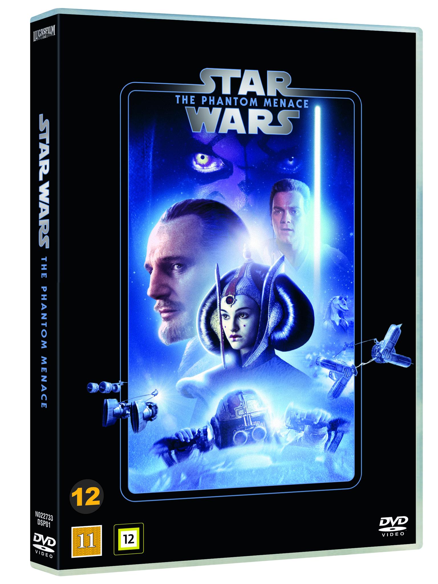 Star Wars: Episode 1 - PHANTOM MENACE