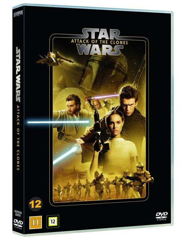 Star Wars: Episode 2 - ATTACK OF THE CLONES