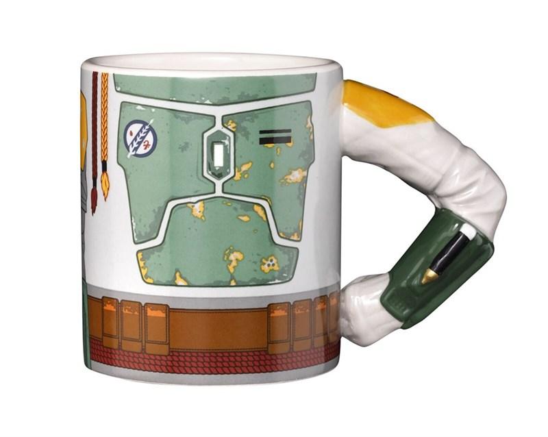 Star Wars - Boba Fett Arm Mug