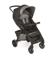 Chicco - Kwik.One Pushchair - Jet Black