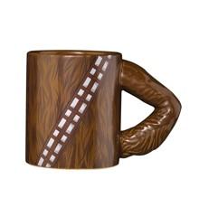 Star Wars - Chewbacca Arm Mug