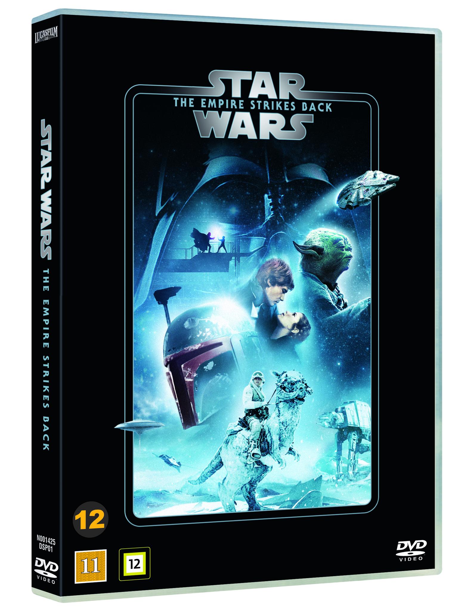 Star Wars: Episode 5 - EMPIRE STRIKES BACK