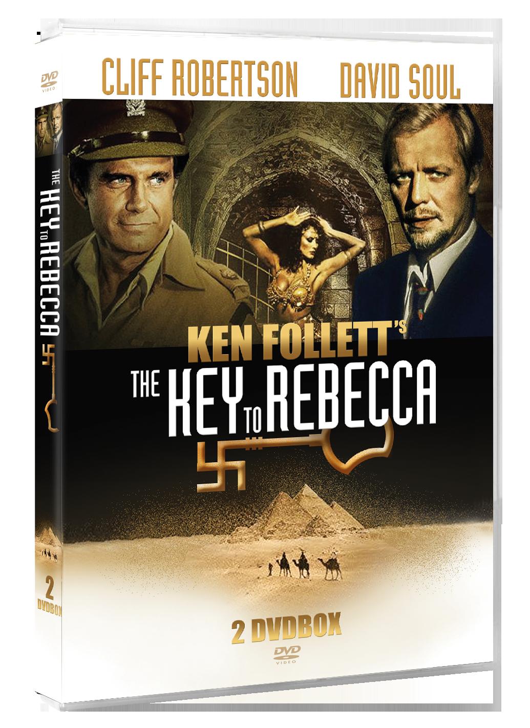 The Key to Rebecca - DVD