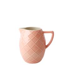 Rice - Keramik Krukke - Koral