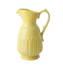 Rice - Keramik Krukke - Lys Gul
